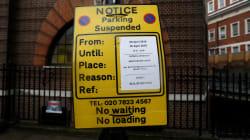 Les médias britanniques en ébullition: le parking de l'hôpital où Kate Middleton doit accoucher a été