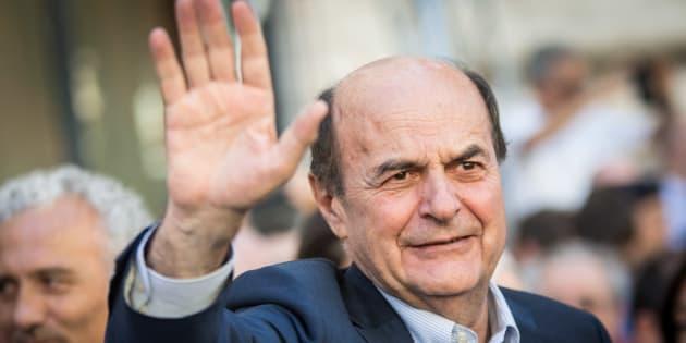 """Bersani risponde al Pd: """"No a teatrini, ci si vede dopo il voto"""""""