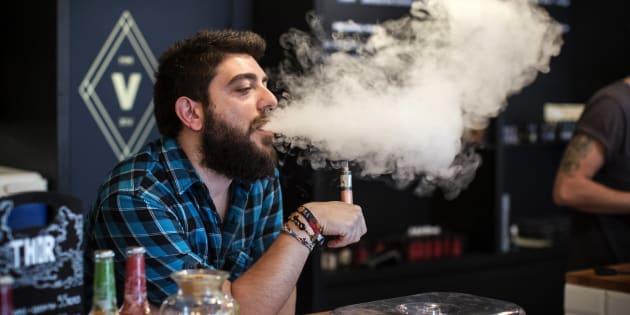 """""""Il faut rester prudent car toutes les e-cigarettes ne sont pas de qualité."""""""