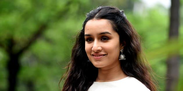 A file photo of Shraddha Kapoor.