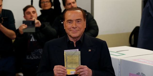 Fi, Berlusconi al Pd: 'Dovete sostenere il nuovo governo'
