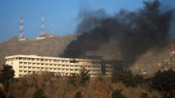 Au moins 18 morts à l'hôtel Intercontinental de Kaboul, l'attaque revendiquée par les