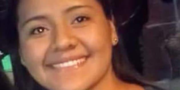 Isis Aranza Gallardo, de 22 años,¨desapareció en Cuernavaca, Morelos, este 6 de febrero