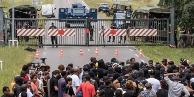 La pénurie et l'impact financier de la grève font des trous dans la mobilisation en Guyane