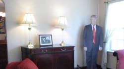 Ya puedes dormir en casa de Trump (y no es