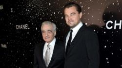 Leonardo DiCaprio et le gratin d'Hollywood ont rendu hommage à Martin