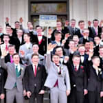 Photo Of Students Appearing To Give Nazi Salute Sparks