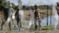 Despliegue militar en frontera EU-México se extiende hasta