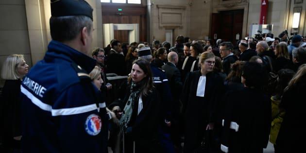 Le procès de Jawad Bendaoud suspendu après une très vive altercation entre les prévenus