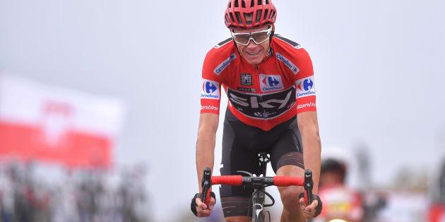 Christopher Froome réalise un doublé inédit depuis 1978 en remportant le tour d'Espagne