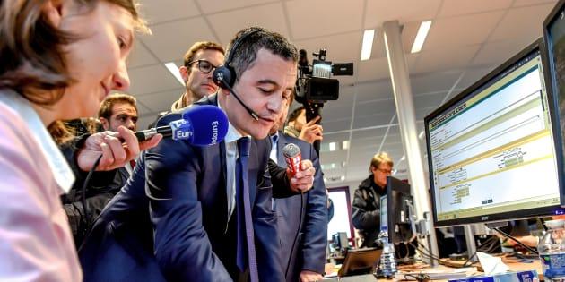 Prélèvement à la source : à Amiens, opération déminage pour Gérald Darmanin