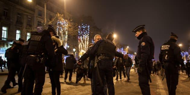 Près de 140.000 membres des forces de sécurité mobilisées pour le Nouvel An