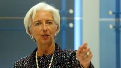 Le FMI donne son accord de principe à un soutien financier à la