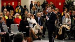 Grand débat: Macron espère un déclic en banlieue et pour les
