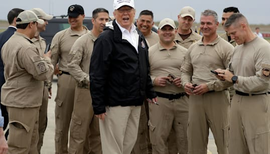 Trump Declares National Emergency To Fund Border