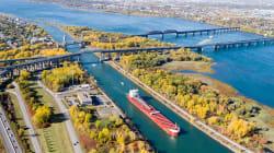 Une première solution tentée pour atténuer la congestion sur le pont