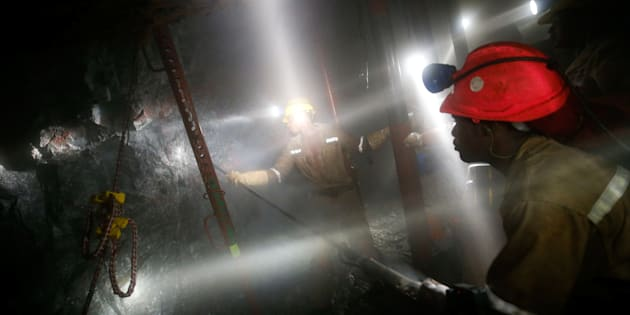 Miners trapped at Sibanye-Stillwater's Driefontein operations