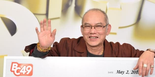 Ping Kuen Shum bought a lottery ticket on his birthday, which was also the day he retired. He won $2 million.