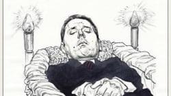 Questa vignetta del Fatto ha fatto infuriare i renziani. Serracchiani: