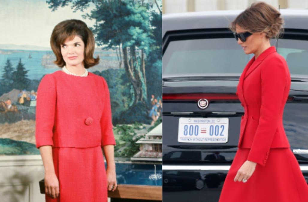 12 times Melania Trump channeled Jackie Kennedy - AOL Lifestyle