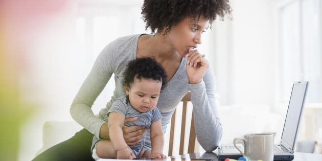 A new report by RBC confirms what many new mothers already knew about parenting and work.