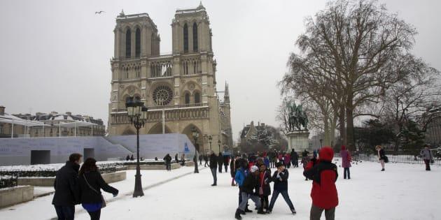 Météo: retour du froid et de la neige en France, les prévisions pour ce week-end.