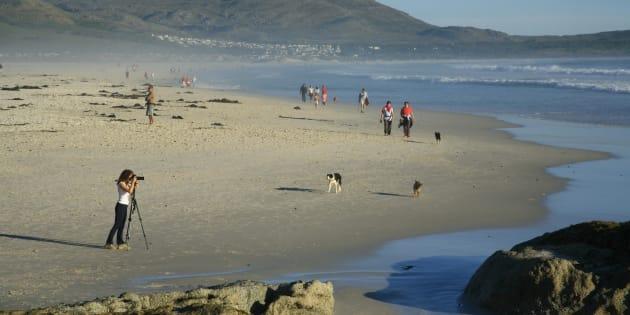 Noordhoek Beach, Cape Town.