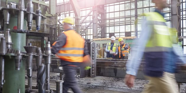 Istat, a novembre crolla la produzione industriale: -2,6% rispetto al 2017