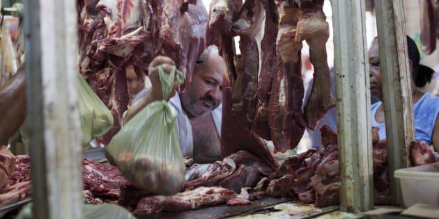"""""""A população em geral consome carne porque é algo cultural. As pessoas simplesmente não veem outra possibilidade"""""""