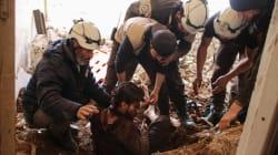 Bombardeo contra zona siria afectada por el ataque químico deja 18