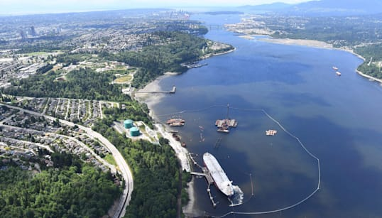 Feds Delay Decision On Trans Mountain Expansion