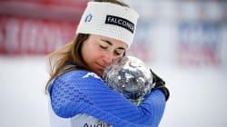 Brutta tegola sullo sci azzurro: un infortunio mette fuori pista Sofia