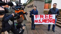 La dirigeante de Huawei prête à être libérée sous stricte