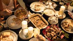 ¿Es posible comer durante el Guadalupe-Reyes sin subir de