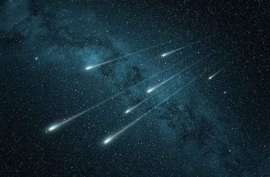 asteroid in the sky - photo #46