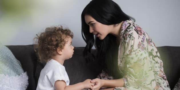 Il est important de parler des parties du corps et de l'autonomie corporelle avec les enfants.