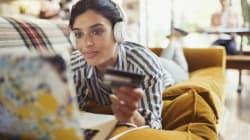 Les Québécois achètent de plus en plus en ligne pour les