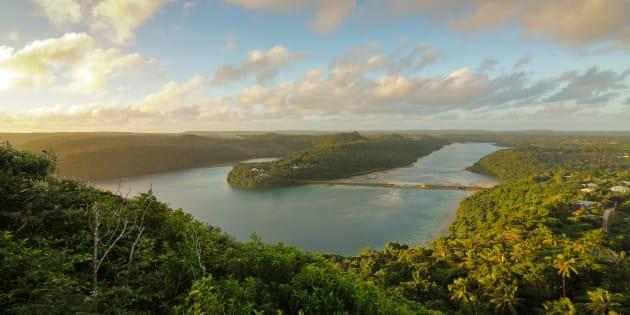 Parc national du mont Talau, Tonga.