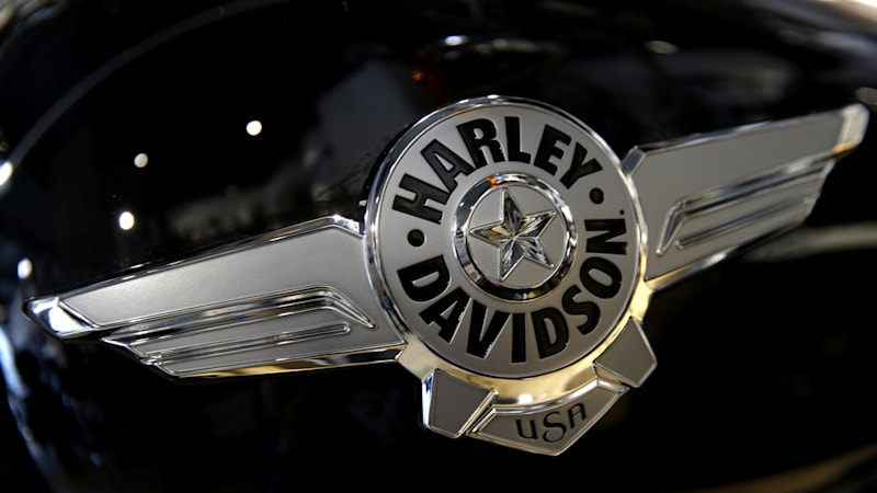 Harley-Davidson profit exceeds estimates as Trump changes tune