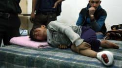 Syrie: 14 civils tués dans des bombardements du régime près de