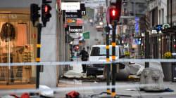 Le suspect dans l'attentat de Stockholm est passé aux