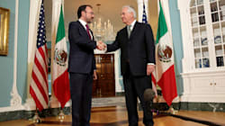 Videgaray y Tillerson abordan temas de interés