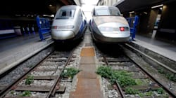 Le trafic SNCF perturbé toute la semaine à la gare de Marseille après le déraillement d'un
