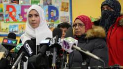 La famille de la jeune musulmane à Toronto présente ses