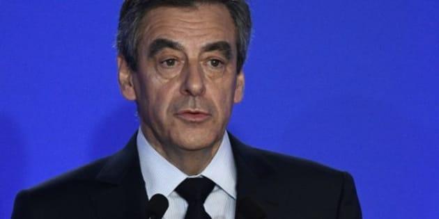 Découvrez les documents promis par Fillon devant la presse