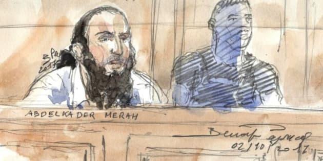 Abdelkader Merah condamné à 20 ans de réclusion pour association de malfaiteurs terroriste
