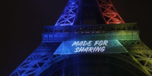 Trois associations veulent attaquer en justice le slogan de Paris pour les Jeux Olympiques 2024, selon RTL