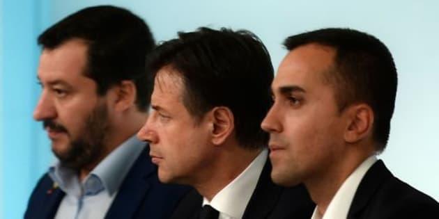 Conte perde le staffe con Salvini: