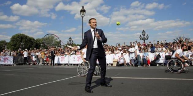 Si se utilizan armas químicas en Siria, Francia bombardeará — Macron