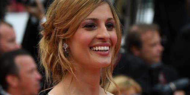 Sveva Alviti à Cannes.